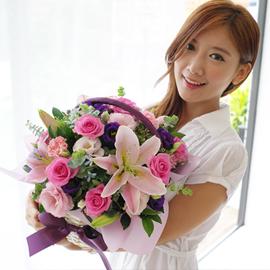 [전국배송]Lovely sweet II - Joyful 꽃배달하시려면 이미지를 클릭해주세요