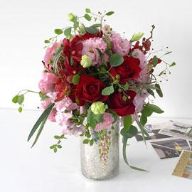[서울배송]  Modern & Natural - Touch Love(화기는 변경됨) 꽃배달하시려면 이미지를 클릭해주세요