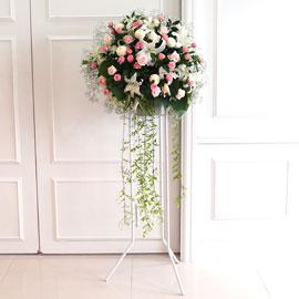 [수도권배송] 플라워119디자인화환 - 축복합니다 꽃배달하시려면 이미지를 클릭해주세요