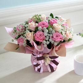 Pink Angel 꽃배달하시려면 이미지를 클릭해주세요