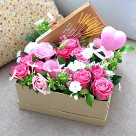 [서울배송] 빼빼로day - 숙녀의 품격 꽃배달하시려면 이미지를 클릭해주세요