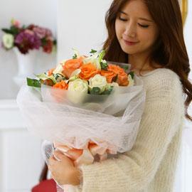 [서울배송]Winter wonderland - First love 꽃배달하시려면 이미지를 클릭해주세요