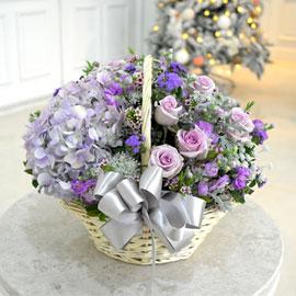 [서울배송] Winter Wonderland - So Beautiful 꽃배달하시려면 이미지를 클릭해주세요