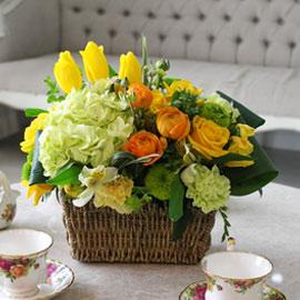 [서울배송] Spring & Sweet - 봄의 향기 꽃배달하시려면 이미지를 클릭해주세요