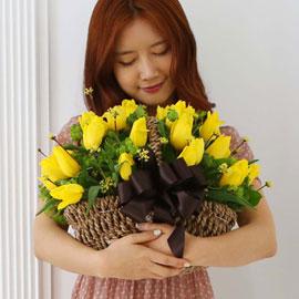 [서울배송] Spring & Sweet - 봄을 그리다 꽃배달하시려면 이미지를 클릭해주세요