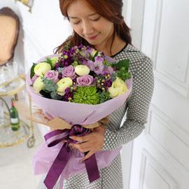 [서울, 광역시배송] Spring & Sweet - 그대를 위한 마음 꽃배달하시려면 이미지를 클릭해주세요