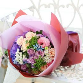 [서울배송]장미의 맹세 - True Love 꽃배달하시려면 이미지를 클릭해주세요