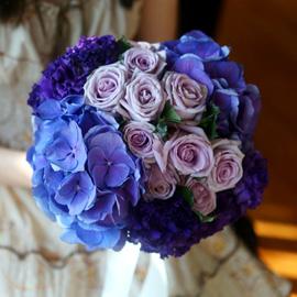 Pop - Purple Bouquet 꽃배달하시려면 이미지를 클릭해주세요