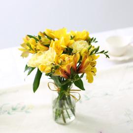 봄봄봄_ 따뜻한 Yellow sun 꽃배달하시려면 이미지를 클릭해주세요