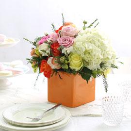 Happy화이트데이 _ 오랜지큐브 꽃배달하시려면 이미지를 클릭해주세요