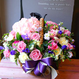 꽃! 밭에서♬ - 네 손을 잡고 꽃배달하시려면 이미지를 클릭해주세요