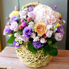꽃! 밭에서♬ - 너와 나의 길 꽃배달하시려면 이미지를 클릭해주세요