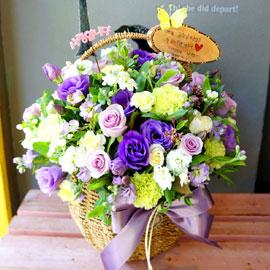 꽃! 밭에서♬ - 사랑했더라면 꽃배달하시려면 이미지를 클릭해주세요