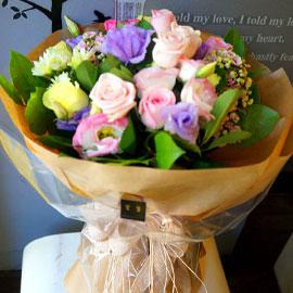 꽃! 밭에서♬ - 어떤사랑 꽃배달하시려면 이미지를 클릭해주세요