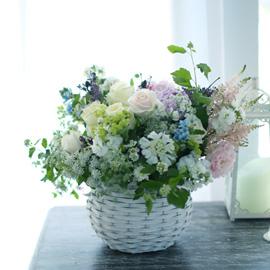눈부시도록 멋지고 아름다운 인연 - Bring Back Spring (바구니 품절로로 다른 바구니로 대체됩니다) 꽃배달하시려면 이미지를 클릭해주세요