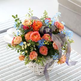 내 생애 한번 뿐인 사랑 - Love Letter (바구니 품절로로 다른 바구니로 대체됩니다) 꽃배달하시려면 이미지를 클릭해주세요