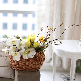 Spring&Sweet - 봄기운이 느껴지는 풍경 꽃배달하시려면 이미지를 클릭해주세요