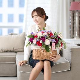 스승님 감사합니다 - 커다란 그늘 아래에서 꽃배달하시려면 이미지를 클릭해주세요