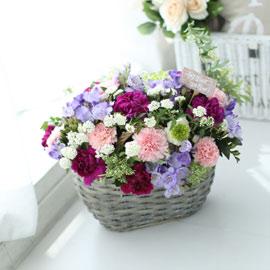 감사합니다 - 오늘 따라 유난히 밝은 미소 꽃배달하시려면 이미지를 클릭해주세요