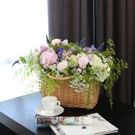 Stunning Flower Ideas -- Elegance Fresh Seasons for you 꽃배달하시려면 이미지를 클릭해주세요