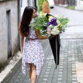 Big Size Bouquet - Flower is a key 꽃배달하시려면 이미지를 클릭해주세요