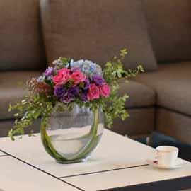 14 Fall  Flower Arrangements Blooming With - The vivien 꽃배달하시려면 이미지를 클릭해주세요