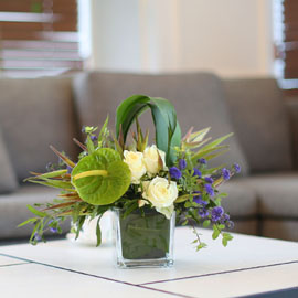 14 Fall  Flower Arrangements Blooming With - The Naomi 꽃배달하시려면 이미지를 클릭해주세요