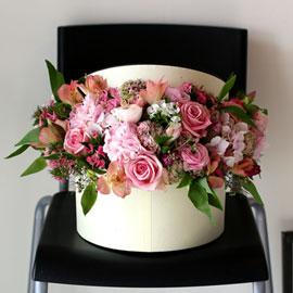 Fresh spring flower 핑크빛 봄햇살 꽃배달하시려면 이미지를 클릭해주세요
