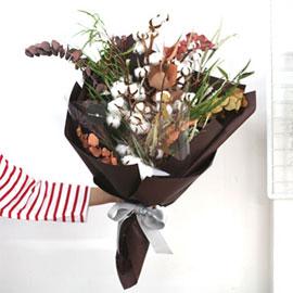 목화꽃다발 꽃배달하시려면 이미지를 클릭해주세요