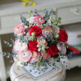Oh happy whiteday 2017 - L-O-V-E 꽃배달하시려면 이미지를 클릭해주세요