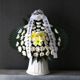 제단장식용 바구니 - 근조영정바구니 일반 꽃배달하시려면 이미지를 클릭해주세요