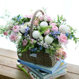 Spring loves 봄의 왈츠 (*광역시포함 일부지역 꽃소재 변경됨) 꽃배달하시려면 이미지를 클릭해주세요