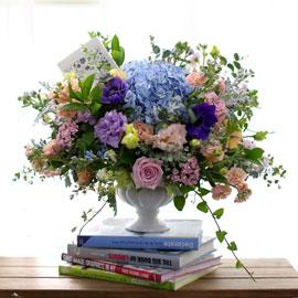 [서울배송]Spring loves 행복예감 꽃배달하시려면 이미지를 클릭해주세요