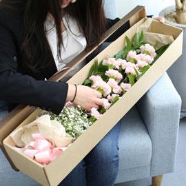 어버이 날 - 따스한 손 꽃배달하시려면 이미지를 클릭해주세요