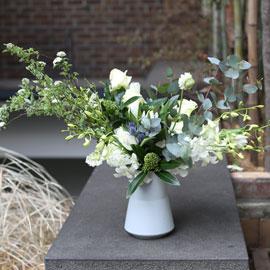 Pure white 꽃배달하시려면 이미지를 클릭해주세요