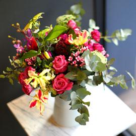 Pink mist 꽃배달하시려면 이미지를 클릭해주세요