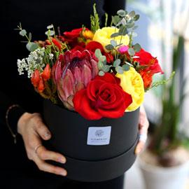 White day 장미정원 꽃배달하시려면 이미지를 클릭해주세요