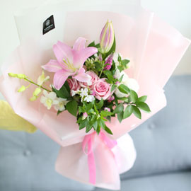 [서울지역 무료 배송, 이외지역 배송비 발생] Nothing but flowers 꽃배달하시려면 이미지를 클릭해주세요