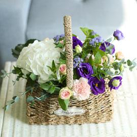 [서울무료배송, 이외 지역 배송비 추가] Flowers in the rain 꽃배달하시려면 이미지를 클릭해주세요