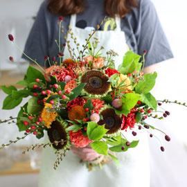 Fall in love- 해질녁 풍경 꽃배달하시려면 이미지를 클릭해주세요