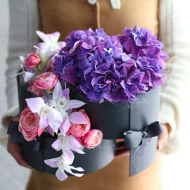 Fall in love - stand by me 꽃배달하시려면 이미지를 클릭해주세요