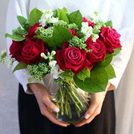 '(必)환경'시대 오아시스없는 플라워화병 - flowers set the table 꽃배달하시려면 이미지를 클릭해주세요