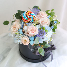 Whiteday 달콤한 꿈 꽃배달하시려면 이미지를 클릭해주세요