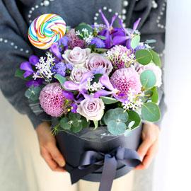 화이트데이 - 당신은 특별한 사람 꽃배달하시려면 이미지를 클릭해주세요