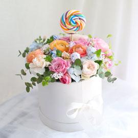 화이트데이 - Sweet love 꽃배달하시려면 이미지를 클릭해주세요