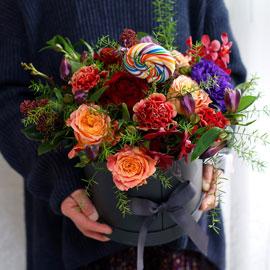화이트데이 - 러브 레시피 꽃배달하시려면 이미지를 클릭해주세요