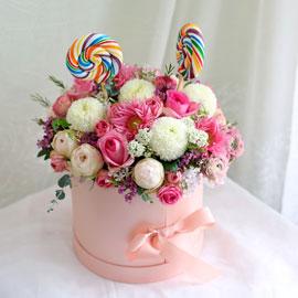 화이트데이 - 최고의 사랑 꽃배달하시려면 이미지를 클릭해주세요