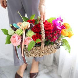 (전국배송) 우리 엄마,아빠 꽃배달하시려면 이미지를 클릭해주세요