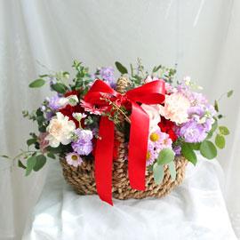 (전국배송) 아버지처럼,엄마처럼 꽃배달하시려면 이미지를 클릭해주세요