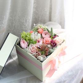 Love is a rose - A pink 꽃배달하시려면 이미지를 클릭해주세요